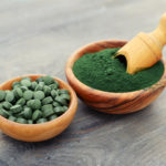 tablets and powder spirulina for allergies